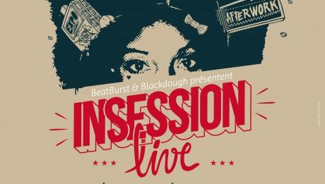 Affiche_InSession_Live_TakeOne