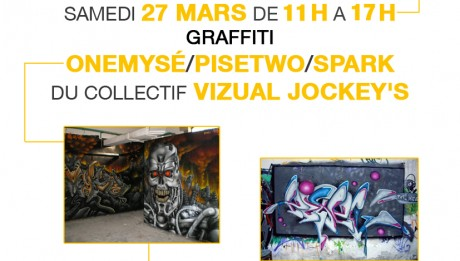 La TWALL - Visual Jockey's