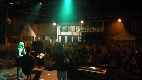 Scène Musicale by BeatBurst   Art & Lumière  Furdenheim 2011  (26)