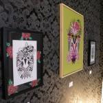 Vernissage exposition L'invasion de Mr Hibou by Miss Kinky (4)