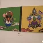 Vernissage exposition L'invasion de Mr Hibou by Miss Kinky (9)