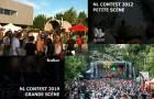 La scène du NL Contest